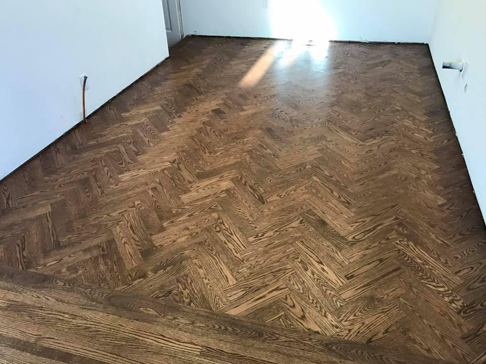 Mosaic Custom Flooring By Rhodes Hardwood Minneapolis Rhodes