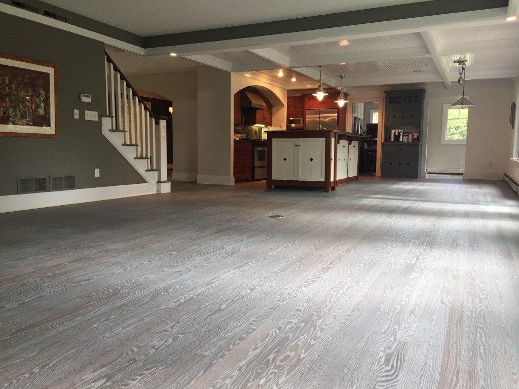 Custom Finishing Rhodes Hardwood Flooring