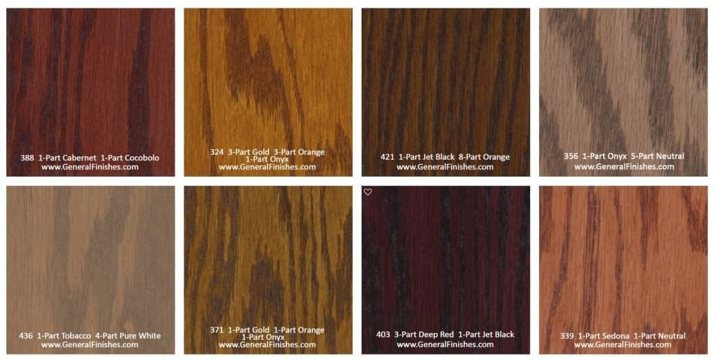 Stain Colors Rhodes Hardwood Flooring