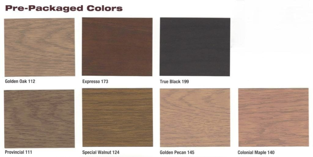 Duraseal Stain Is One Of The Preferred Stains Wood Flooring Professionals And Its Our Personal Favorites