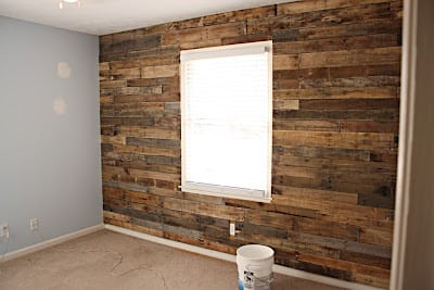 Wood Accent Walls Rhodes Hardwood
