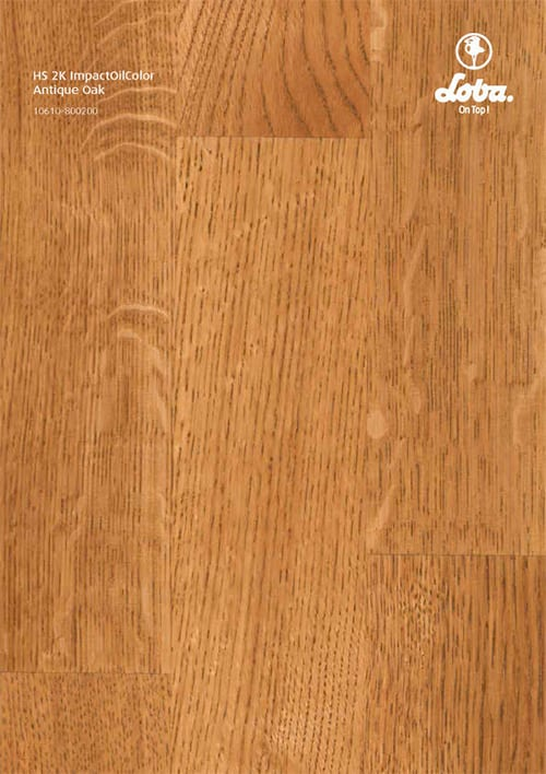 Loba Impact Oil Colors Rhodes Hardwood Flooring