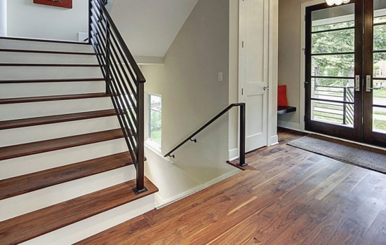 rhodes hardwood custom flooring mn stairs