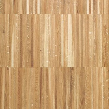 White Oak Edge Grain
