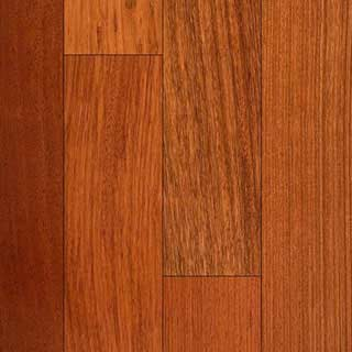 brazilian cherry custom flooring mn