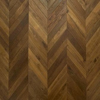 chevron walnut wood rhodes custom flooring