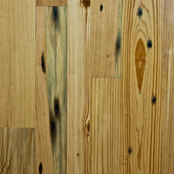 reclaimed yellow pine