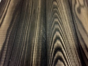 Should Sugi Ban Charred Wood Rhodes Hardwood Flooring