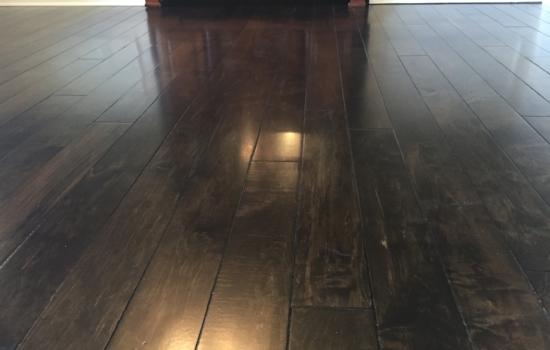 Custom Maple Floors